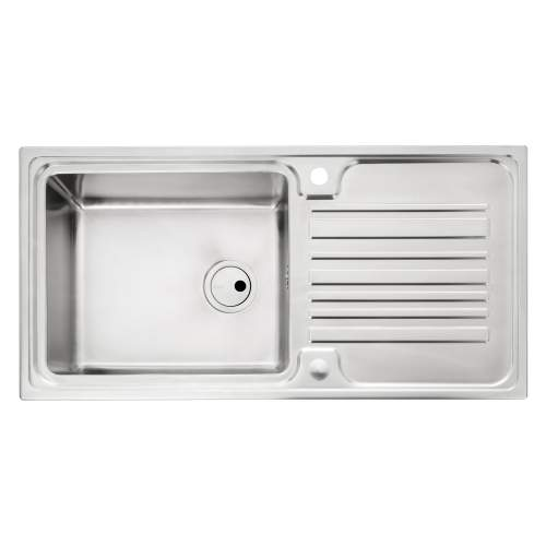 Apex 1.0 Bowl Stainless Steel Kitchen Sink