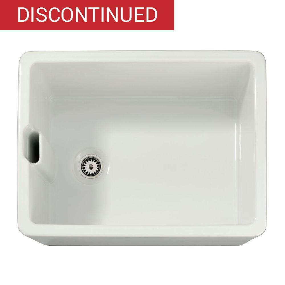 Abode Aw1011 Large Bowl Belfast Sink Sinks Taps Com