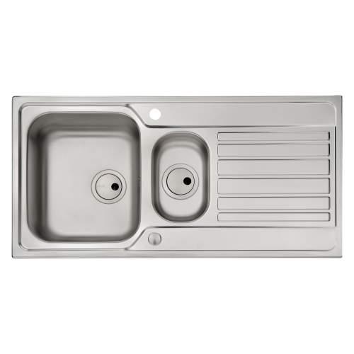 CONNEKT 1.5 Bowl Kitchen Sink