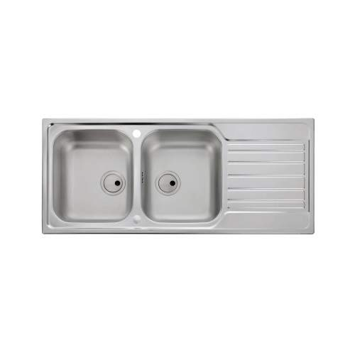 CONNEKT 2.0 Bowl Kitchen Sink with Drainer