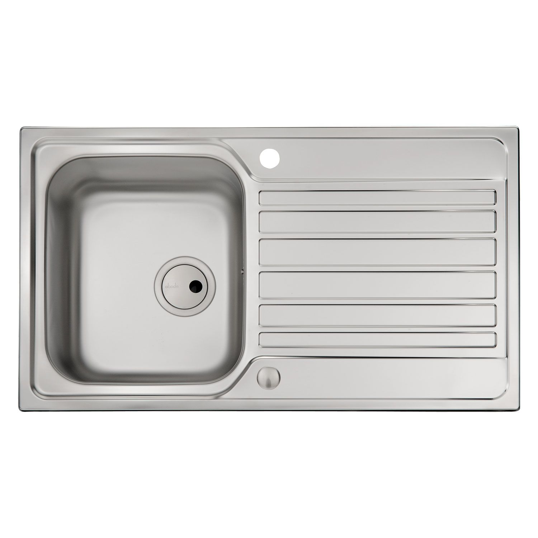 compact kitchen sinks - sinks-taps