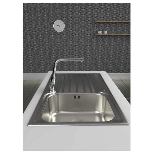 CONNEKT Compact 1.0 Bowl Kitchen Sink