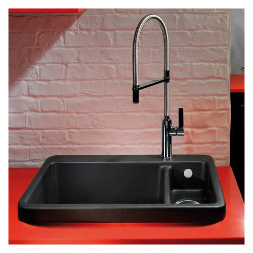 Matrix GR10 1.5 Bowl Granite Kitchen Sink