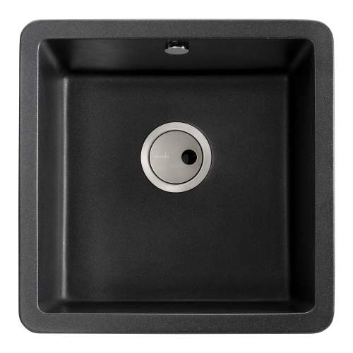 MATRIX SQGR15 1.0 Bowl Granite Kitchen Sink