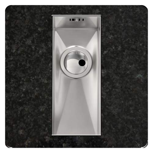 Matrix R0 0.5 Bowl Undermount Kitchen Sink