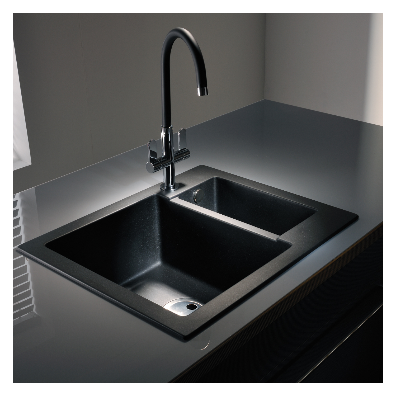 Kitchen Sink With Drainer Or Not - Image Sink and Toaster ...