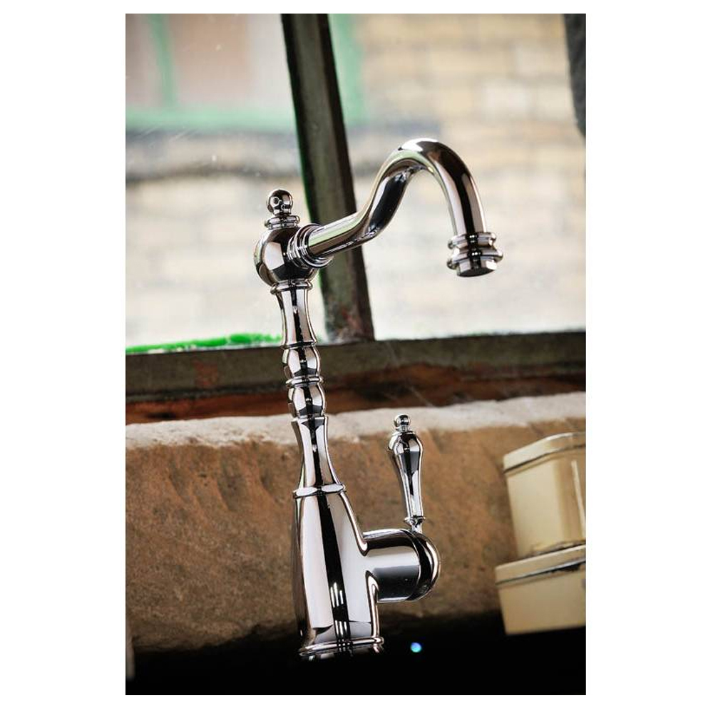 Abode Bayenne Single Lever Mixer Tap Sinks Taps Com