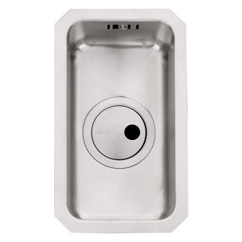 Matrix R25 0.5 Bowl Undermount Kitchen Sink