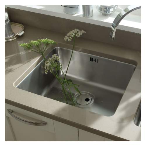Matrix R25 Large 1.0 Bowl Undermount Kitchen Sink