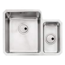 Matrix R25 1.5 Bowl Undermount Kitchen Sink