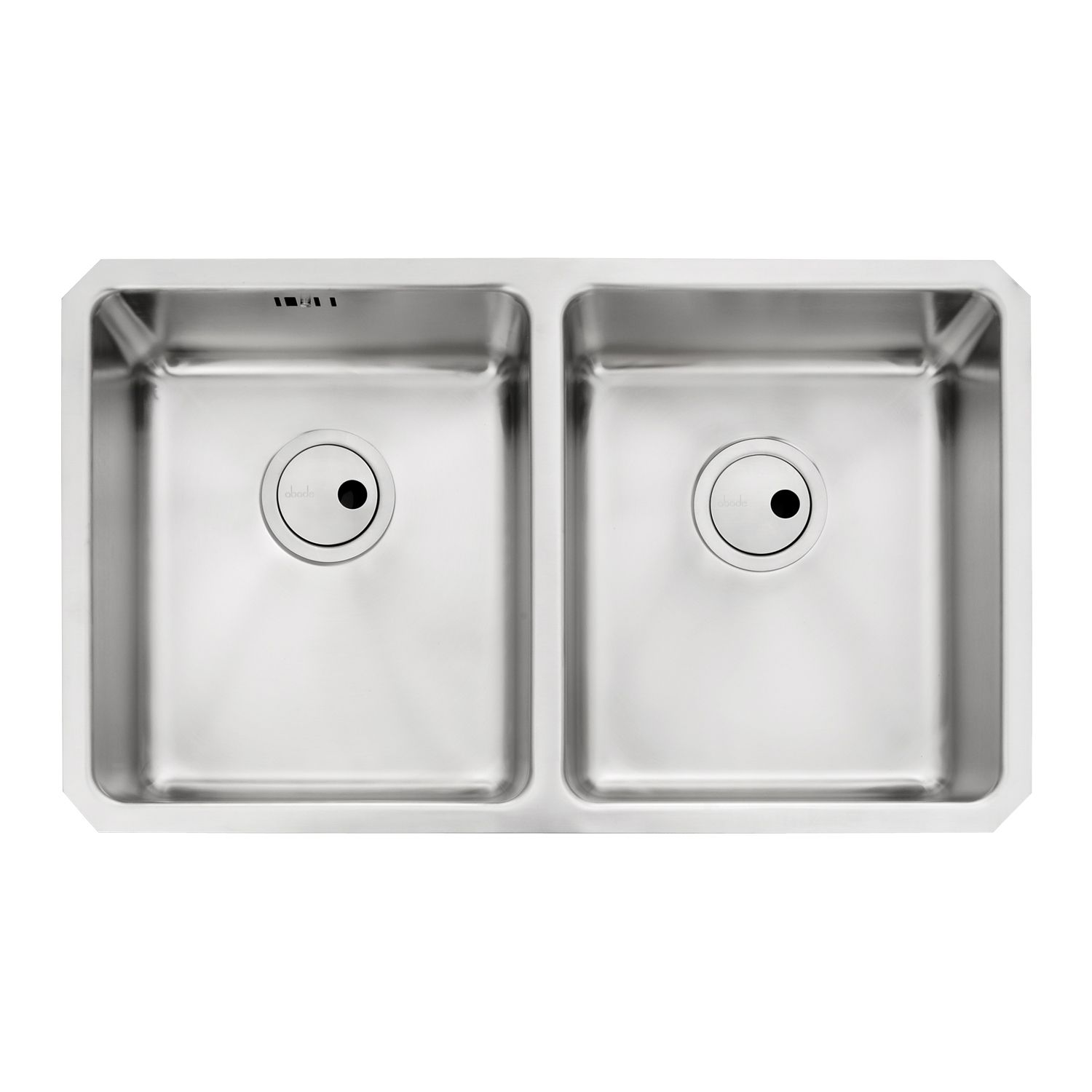 Abode AW5006 Matrix R25 2.0 Bowl Sink - Sinks-Taps.com