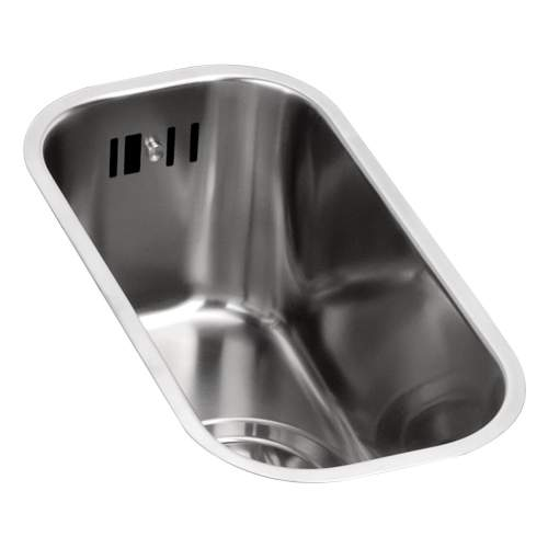 Matrix R50 0.5 Bowl Undermount Kitchen Sink
