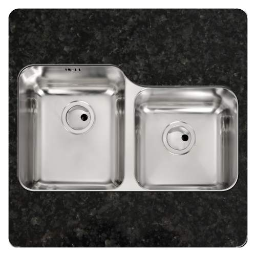 Matrix R50 1.75 Bowl Undermount Kitchen Sink