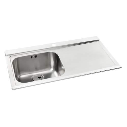 Maxim 1.0 Bowl Stainless Steel Kitchen Sink
