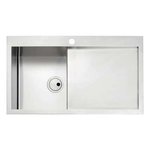 Metrik 1.0 Bowl Stainless Steel Kitchen Sink
