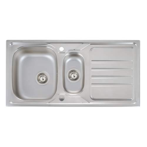 MIKRO 1.5 Bowl Kitchen Sink