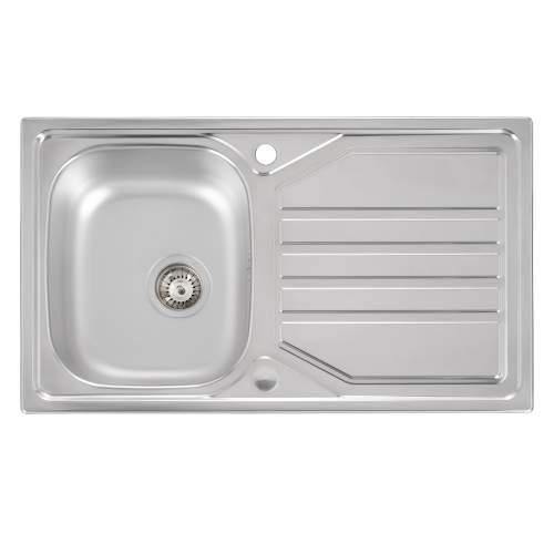 MIKRO Compact 1.0 Bowl Kitchen Sink