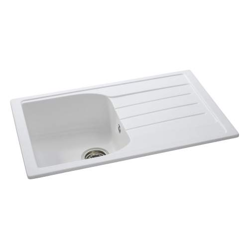 ORIEL 1.0 Bowl Granite Kitchen Sink