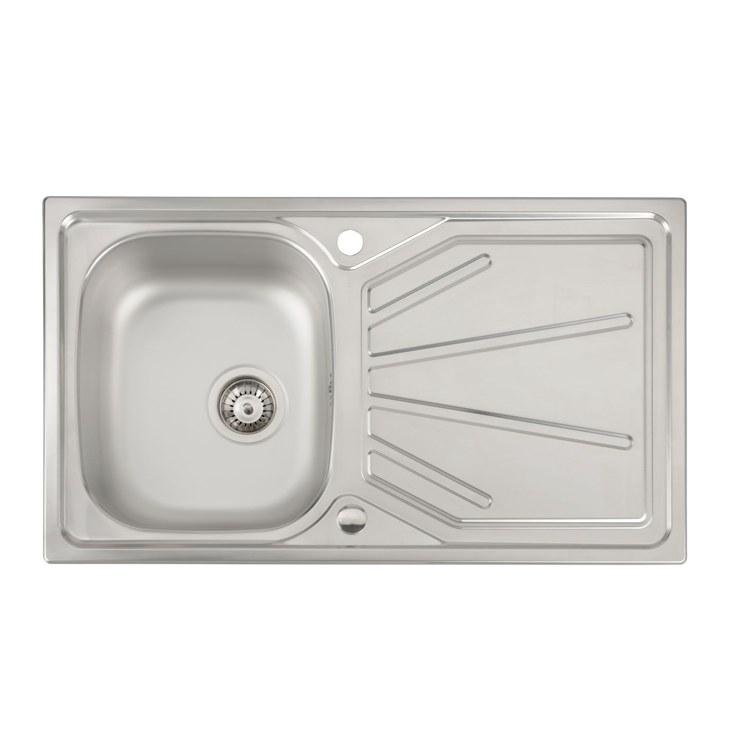 Trydent Compact 1 0 Bowl Kitchen Sink