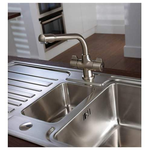 ASPLEY Monobloc Kitchen Tap