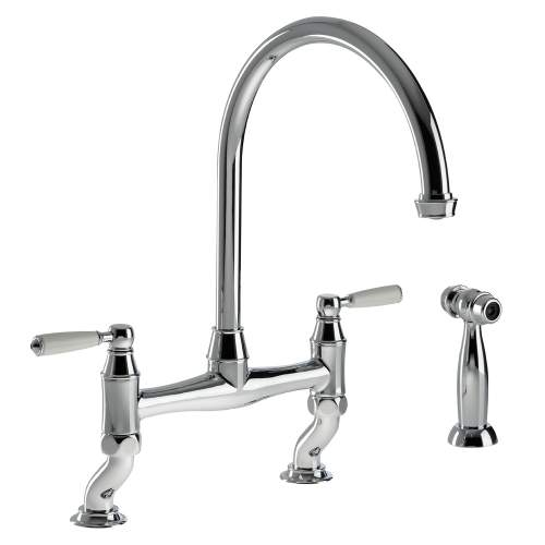 ASTBURY Bridge Kitchen Tap With Handspray