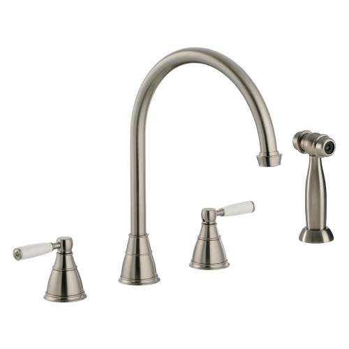 ASTBURY 3 Part Mixer Kitchen Tap with Handspray