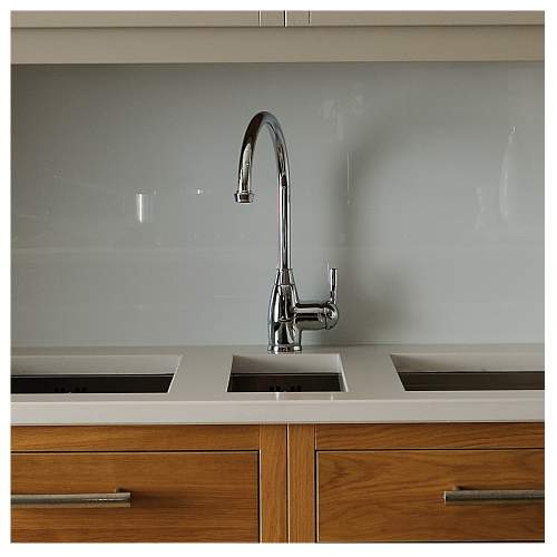 BROMPTON Single Lever Mixer Kitchen Tap