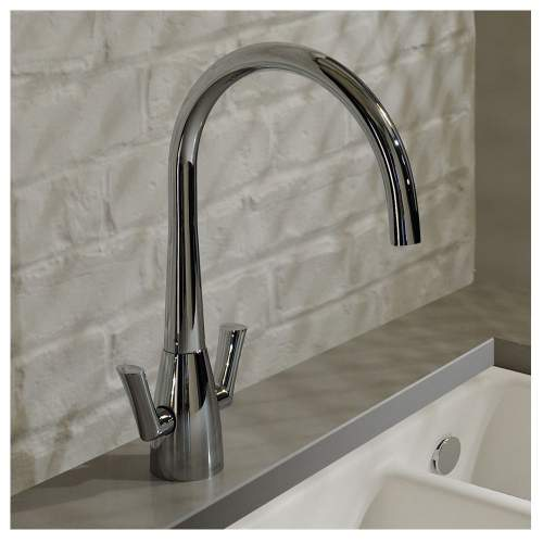 FLUID Monobloc Kitchen Tap