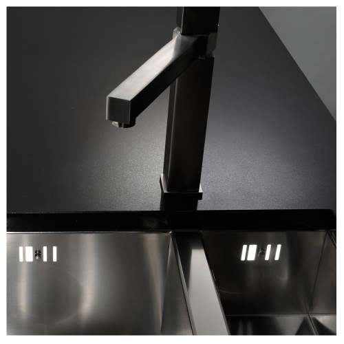 GINO Single Lever Tower Kitchen Tap