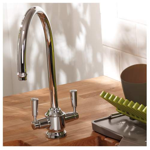 HARGRAVE Monobloc Mixer Kitchen Tap