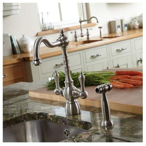 HENDON Sidespray Kitchen Tap