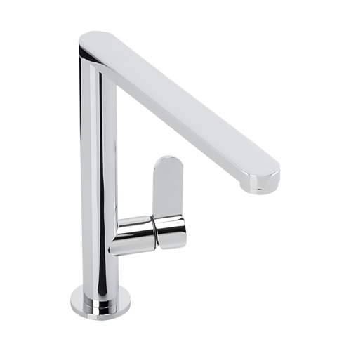 LINEAR Single Lever Monobloc Kitchen Tap