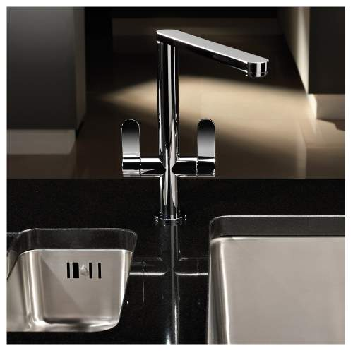 LINEAR Monobloc Kitchen Tap