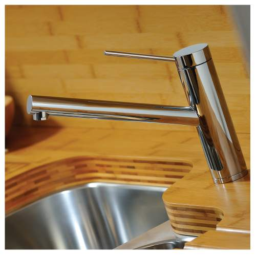 PLURO Single Lever Kitchen Tap