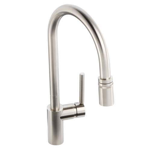 RATIO Single Lever Spray Kitchen Tap