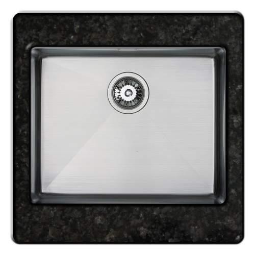 ACUTE 04 Versatile Large Bowl Kitchen Sink