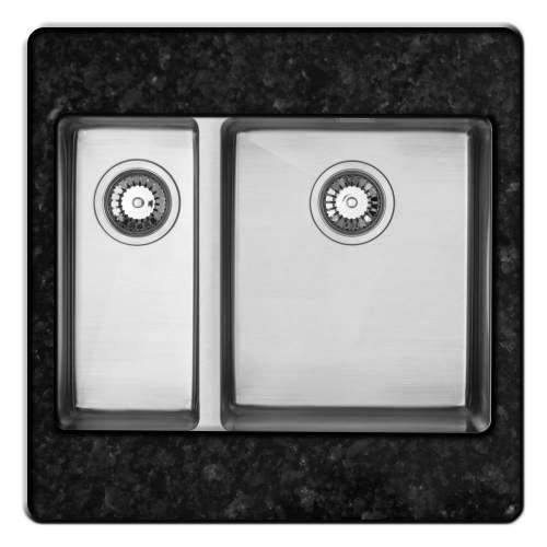 ACUTE 07 Versatile 1.5 Bowl Kitchen Sink