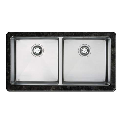 ACUTE 09 Versatile Double Bowl Kitchen Sink