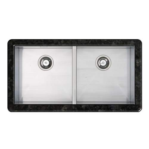 KUBE 4040 Undermount 2.0 Bowl Kitchen Sink