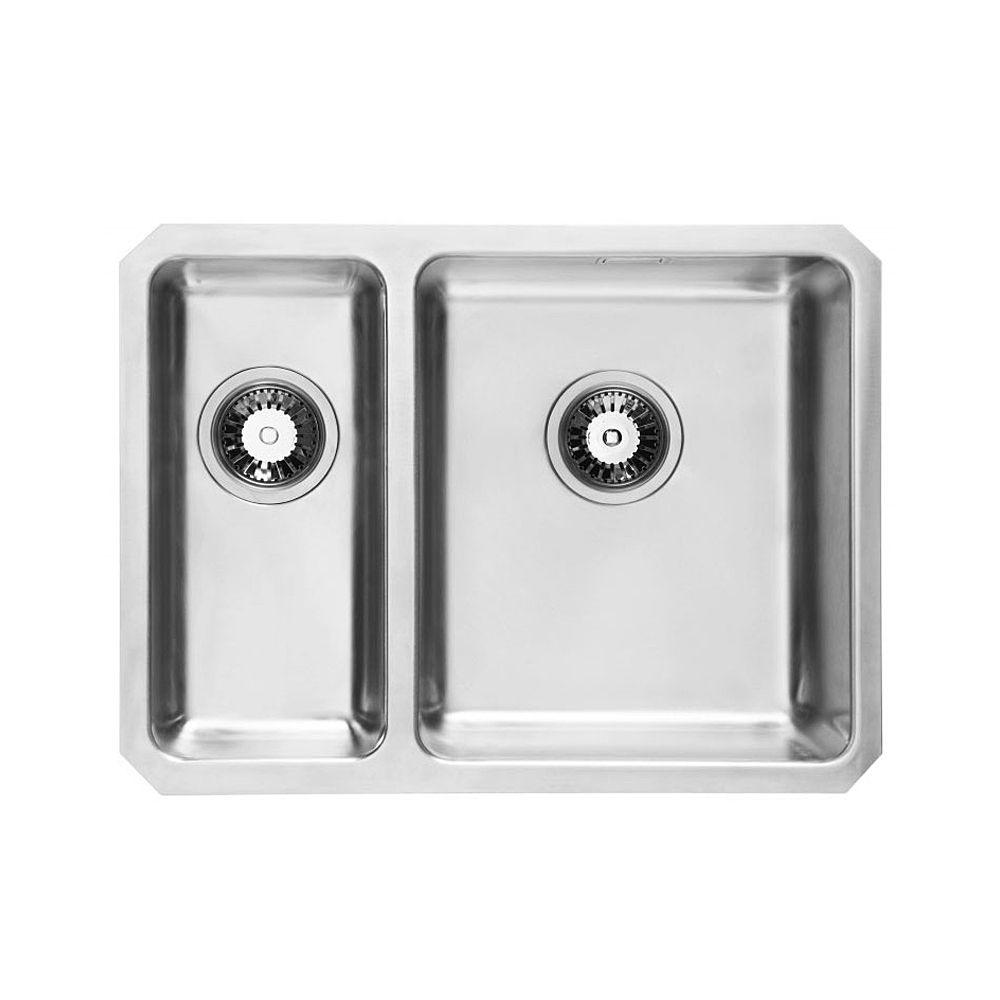 Bluci Orbit 01+ Stainless undermount sink - Sinks-Taps.com