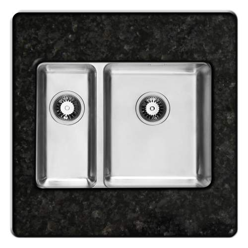 ORBIT 01+ Undermount 1.5 Bowl Kitchen Sink