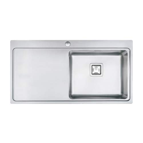 ORBIT 60 1.0 Bowl Stainless Steel Kitchen Sink