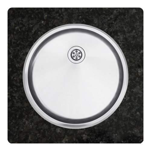 RUBUS 101D Circular Inset Drainer