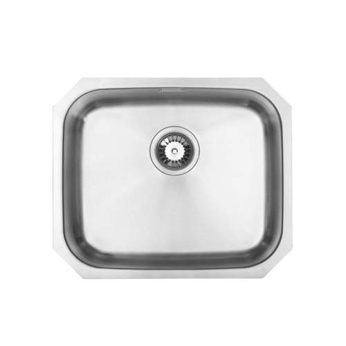 RUBUS 50U Undermount 1.0 Bowl Kitchen Sink