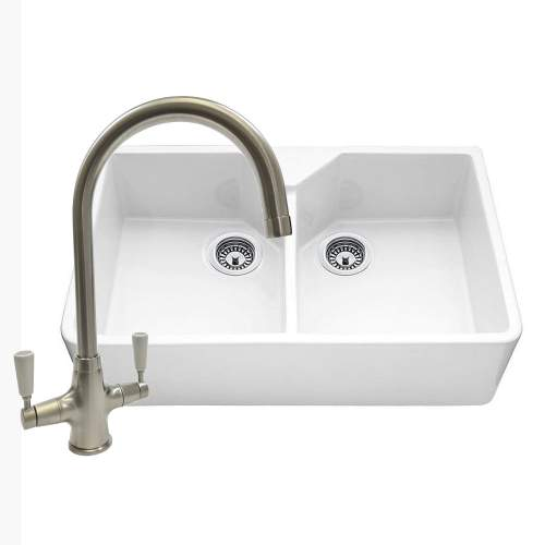 VECCHIO-G10 2.0 Bowl Ceramic Kitchen Sink