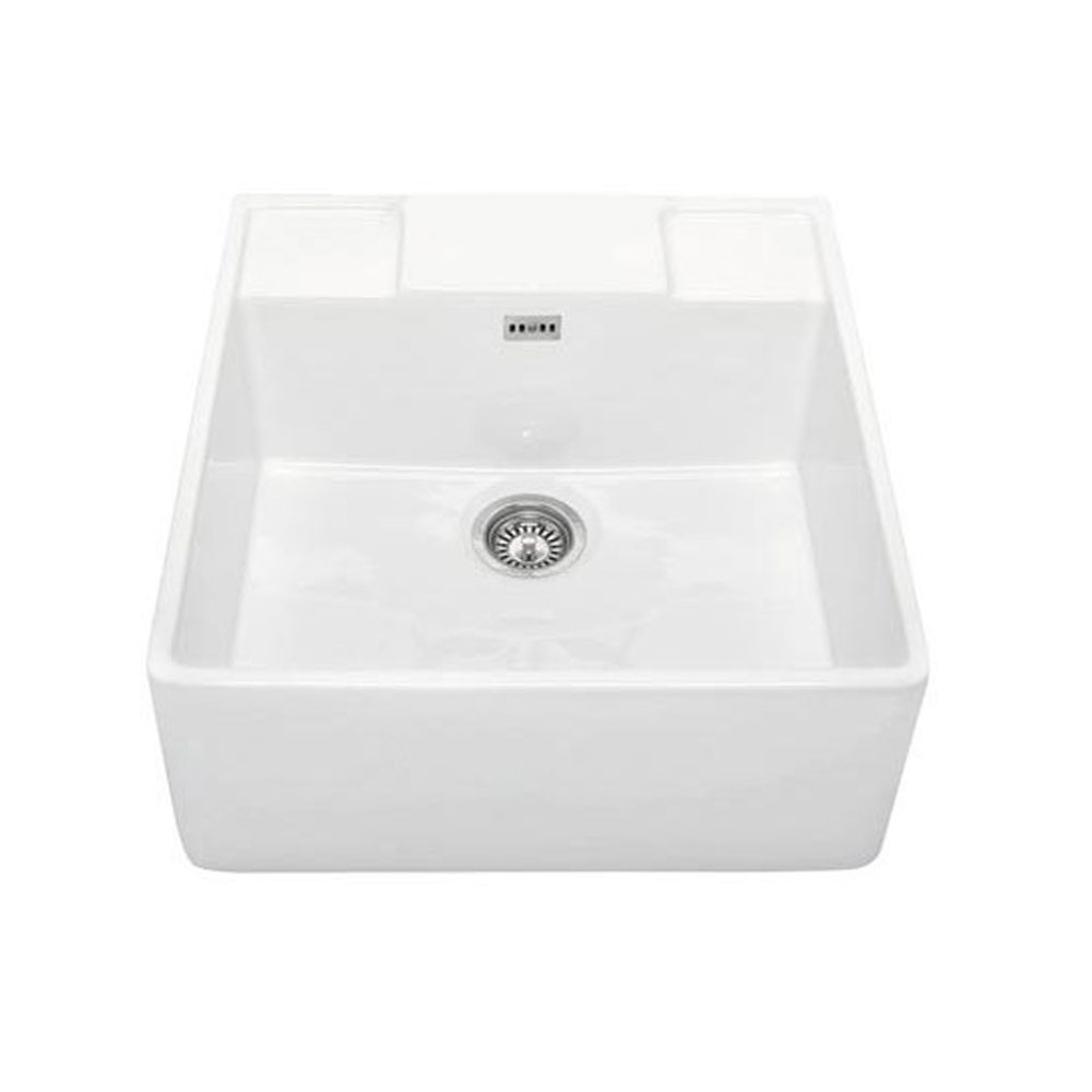 kitchen taps and sinks bluci vecchio g14 butler sink with tap ledge sinks taps 6229