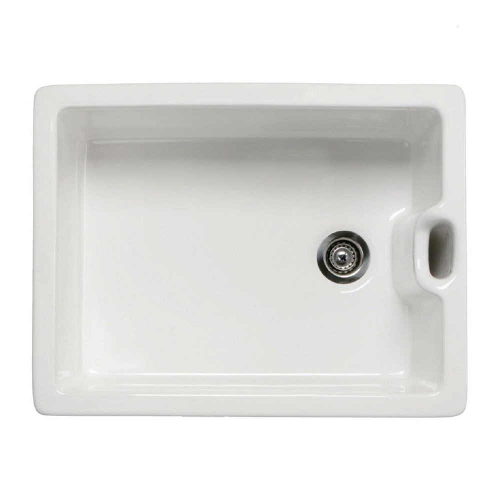 Bluci Vecchio-G8 Belfast Sink with Wier Overflow - Sinks-Taps.com