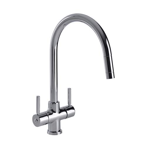 SANTERO Pull Out Rinse Kitchen Tap