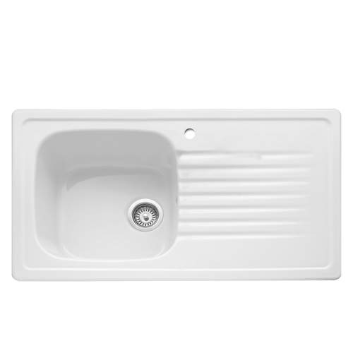 ASHFORD 100 Inset Kitchen Sink