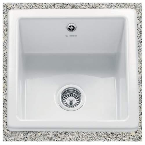 Classic Square Bowl Ceramic Kitchen Sink
